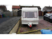 caravan abbey piper executive