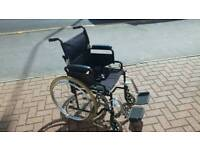 S/P WHEELCHAIR VERY GOOD CONDITION