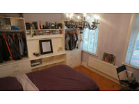 Large Double Bedroom Victorian Houseshare, Forest Gate, bills included!