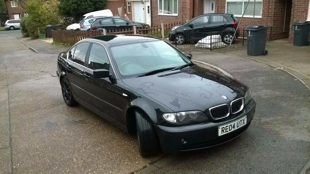 BMW E46 330D 2004 6 SPEED MANUAL