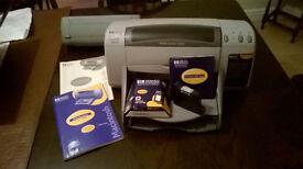Printer: Hewlett Packard Deskjet 970 Cxi (boxed)
