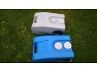 Fiamma pull along water carriers