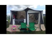 Trailer tent trigano odyssee excellent condition used few times only