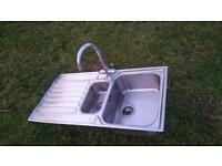Franke Sink and Tap
