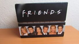 Friends DVD box set perfect for christmas