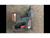 Bosch gbh 18 v-ec Bosch Sds hammer drill with chisel cordless