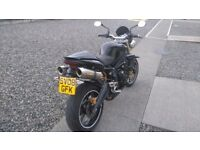 Triumph Street Triple 675 Only 7000 Miles UK Delivery Available P/X Yamaha FZ1N