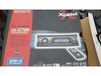 Sony X-Plod GT700D Stereo