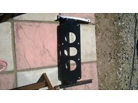 WALL BRACKET FOR LARGE FLAT SCREEN TV