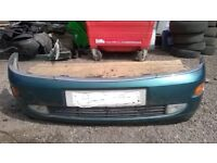 Ford Focus MK1 Saloon Front Bumper - IN VERY GOOD CONDITION!