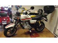 HARTFORD Mini 125 4 STROKE ,Alloy Wheels,Electric Start