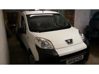 Peugeot BIPPER 2010 DIESEL ONE FROM NEW