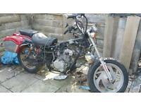 Motor bike spares