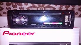 Pioneer cd/radio car stereo