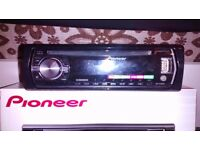 Pioneer cd/radio car stereo