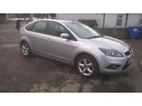 **** LOW MILEAGE NEW SHAPE 2008 FOCUS ZETEC 100 ****
