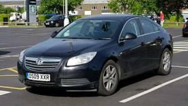 VAUXHALL INSIGNIA 158BHP (160) 2.0CDTI TURBO DIESEL, 6 SPEED MANUAL,