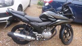 Honda CBF 125 (2012)