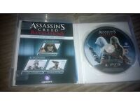 Assassins creed revelations, ps3 game.