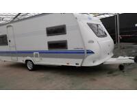 Hobby caravan 560 6 birth