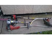 x3 petrol strimmers