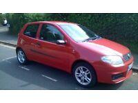 Fiat Punto 1.2 8v Active Sport 2005 54 Reg