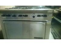 4 Burner Gas Cooker