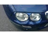 Rover 25 all breaking