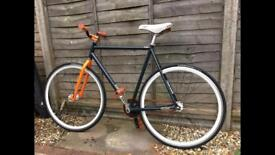 Charge plug Fixie fixed gear bike