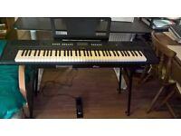 Yamaha Piaggero NPV-80 Digital Piano