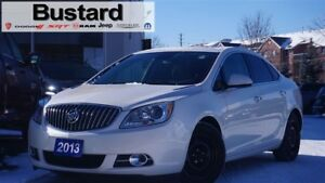 2013 Buick Verano LEATHER | DUAL ZONE | PARKING ASSIST