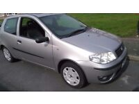 FIAT PUNTO TOP OF RANGE MODEL 2005