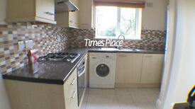 ** stunning two bedroom end of terrace town house with private garden for only £1100 pcm ***