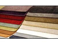 Carpets + Laminate-flooring supply and fitting plus free measuring/quotation