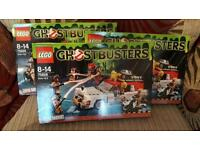 Lego ghostbusters set new and sealed 2016 film