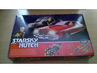 extremely rare scalextric starsky and hutch