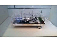 Mitchell Hydraulic Transcriptor (Clockwork Orange) turntable with SME 309 tonearm