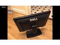 """Se198wfp Dell monitor 19"""""""