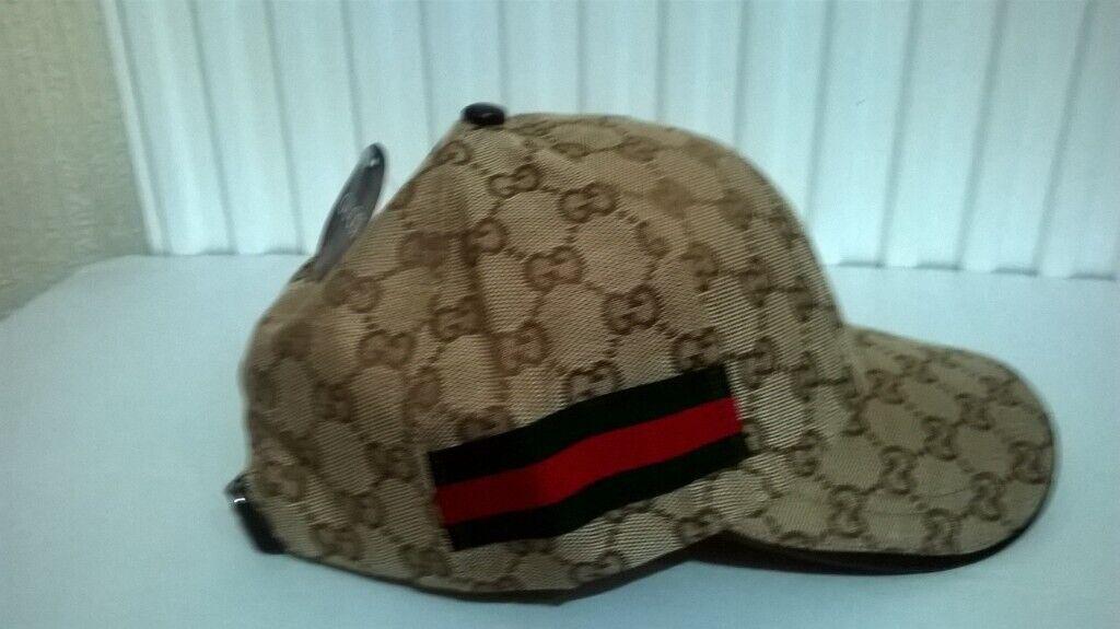 eb0d71d8c24 Gucci Caps
