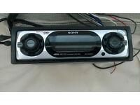 sony ca630 xplod car radio/cassette player