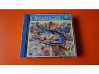 DREAMCAST FIGHTING VIPERS 2 PAL MINT CONDITION.