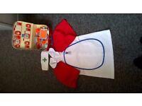 ELC nurses costume and doctors bag