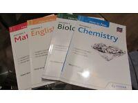 Exam Preparation Study Books National 5