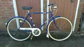 Gent's bsa volante retro bike