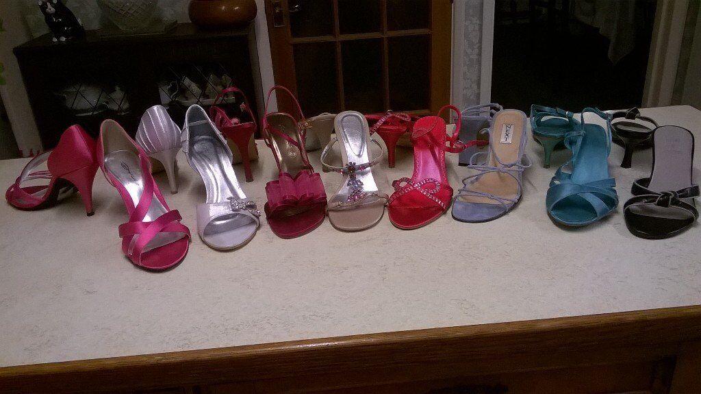 Evening shoes sandals size 6