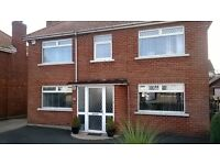 House to Let - Lower Station Road - Greenisland - Family or Students - 4/5 bedrooms - 2/3 Receptions