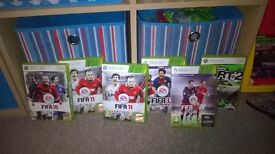 fifa for the xbox 360