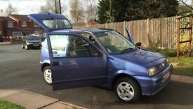 For sale my Fiat Cinquecento SX.