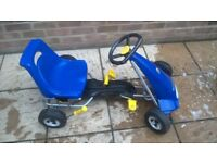 Kettler KettCar Go Kart suitable for 4-8 years old