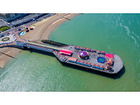 Retail space on Herne Bay Pier Village for summer season
